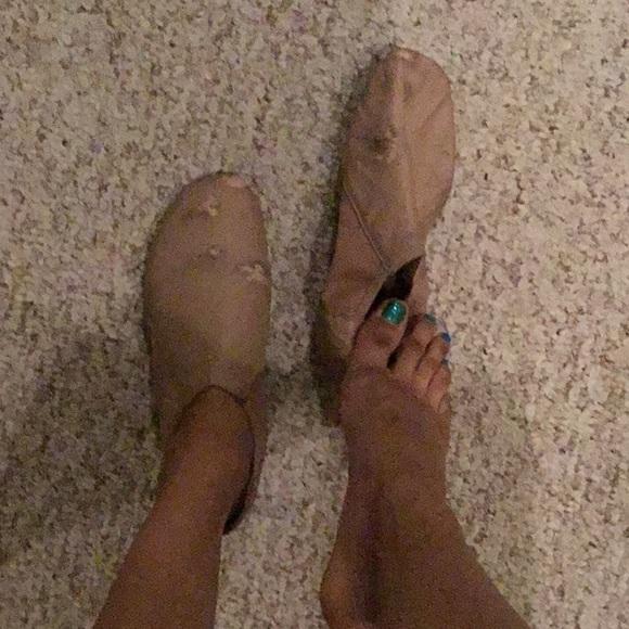 Jazz Dance Slippers   Poshmark